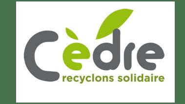 Cèdre, expert du recyclage