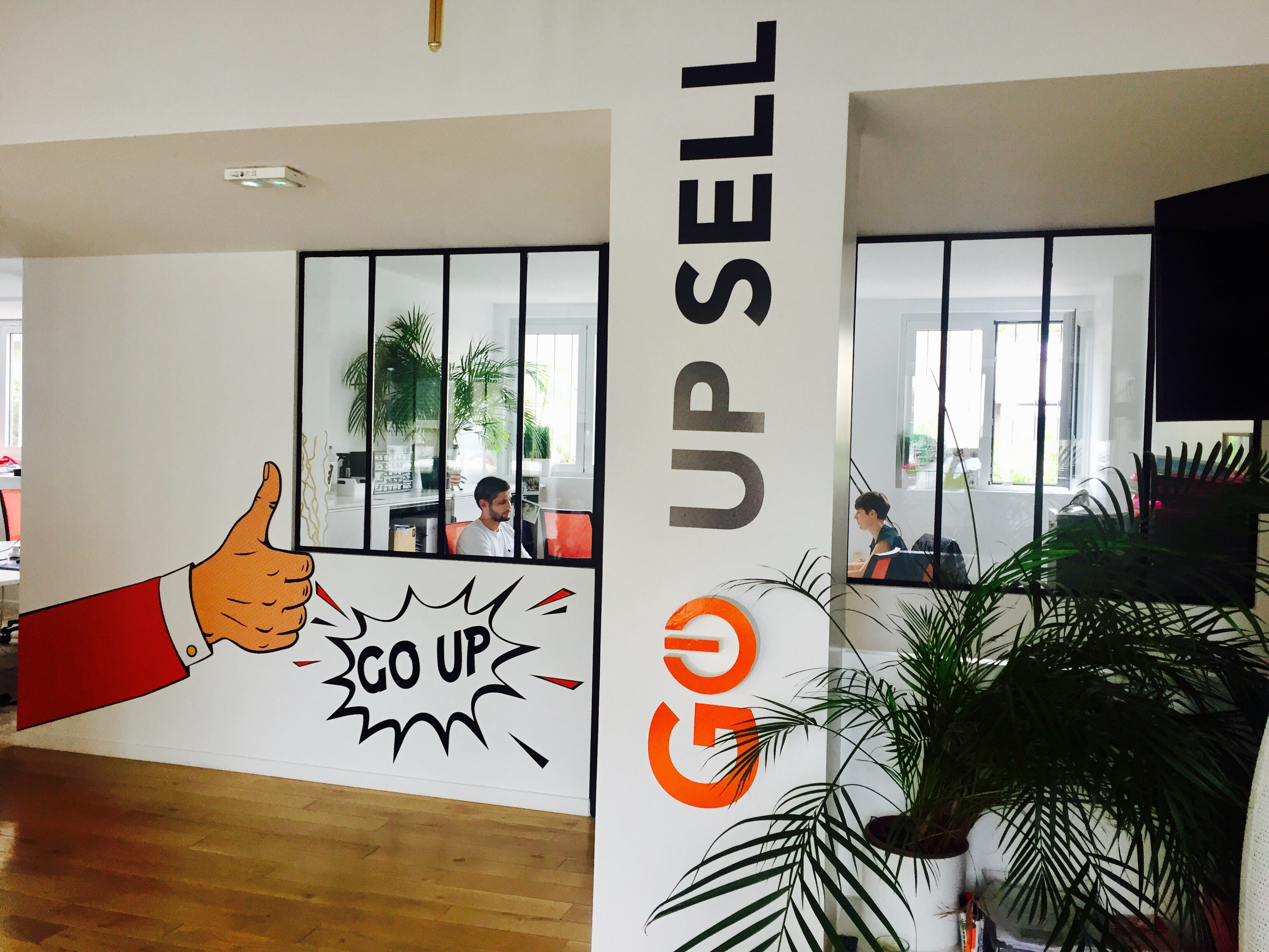 Upsell, expert de la force de vente externalisée, recrutement un(e) Responsable communication pour développer l'image d'Upsell en interne et en externe